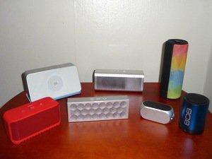 7 Bluetooth Speakers
