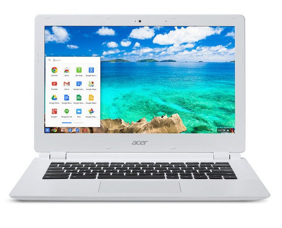 acer chromebook 13 vendor front