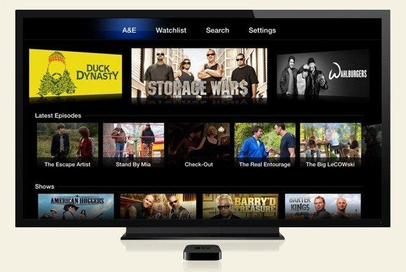 apple tv channel aande