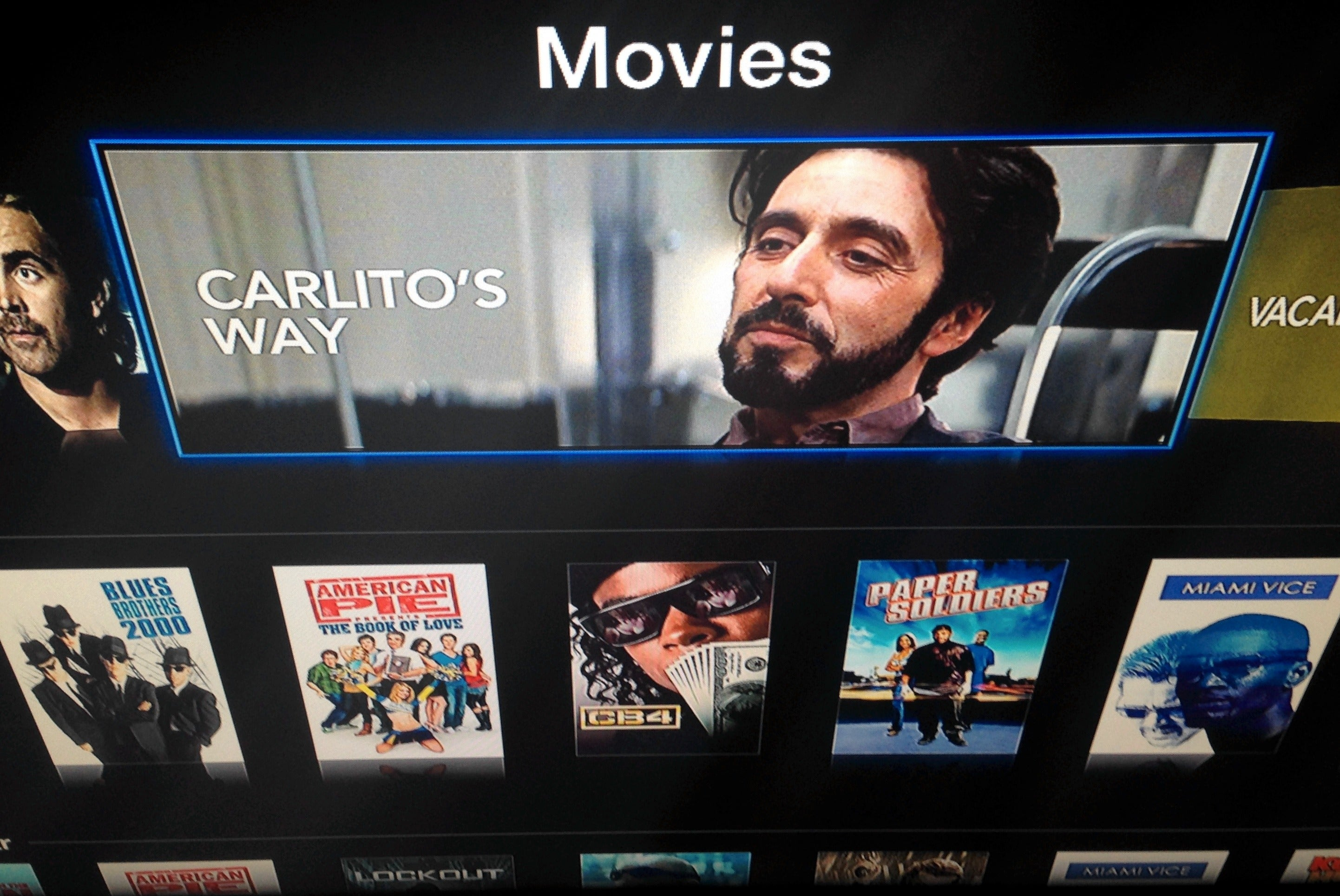 crackle wont play on apple tv