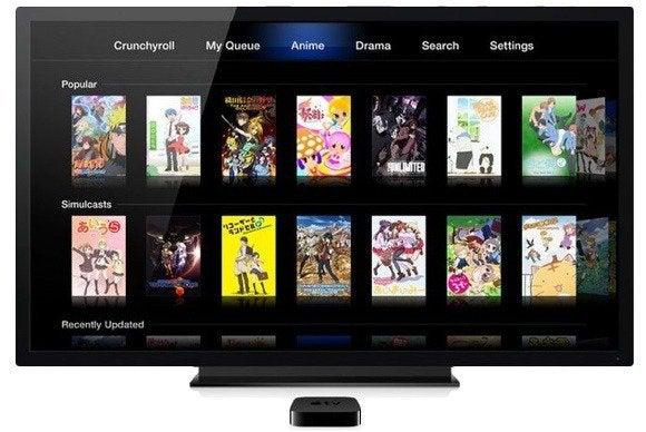 apple tv channel crunchyroll