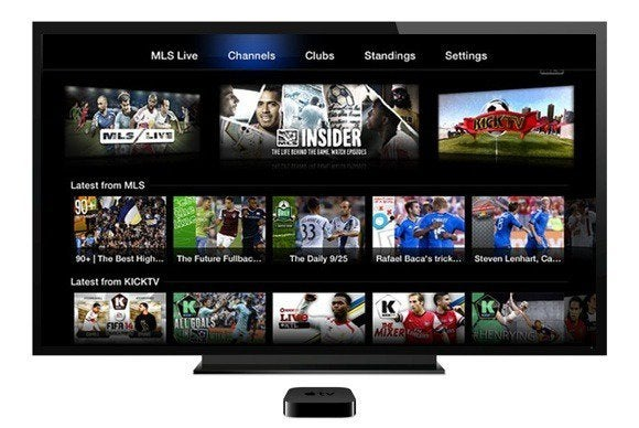 apple tv channel mls