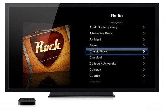 apple tv channel radio