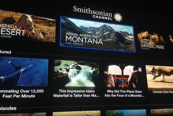 apple tv channel smithsonian
