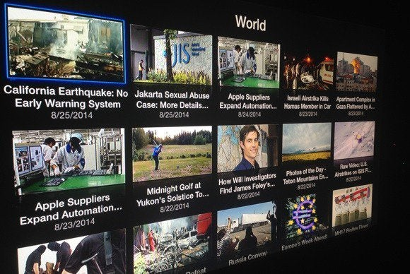 apple tv channel wsj live