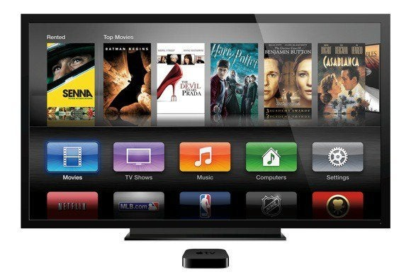 apple tv primary