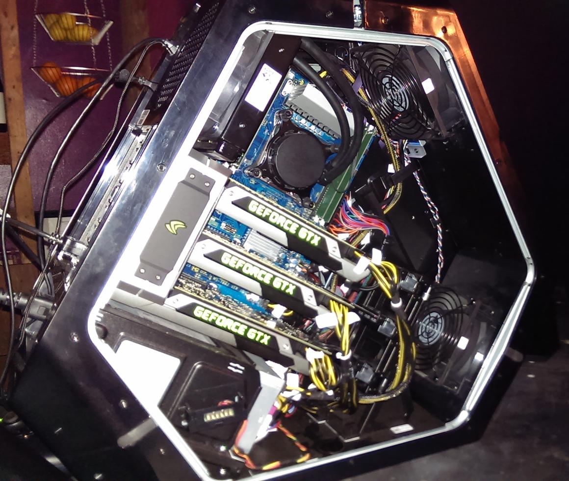 alienware area 51 gaming machine