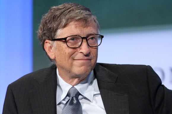 Bill Gates gets real about free software
