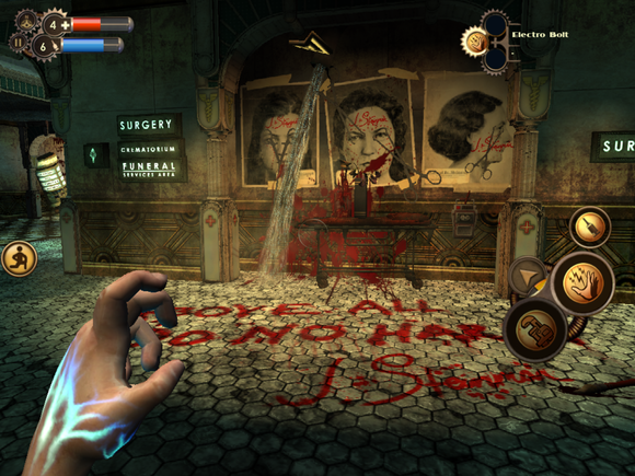 BioShock, one of the best shooters of all time, hits iOS ...