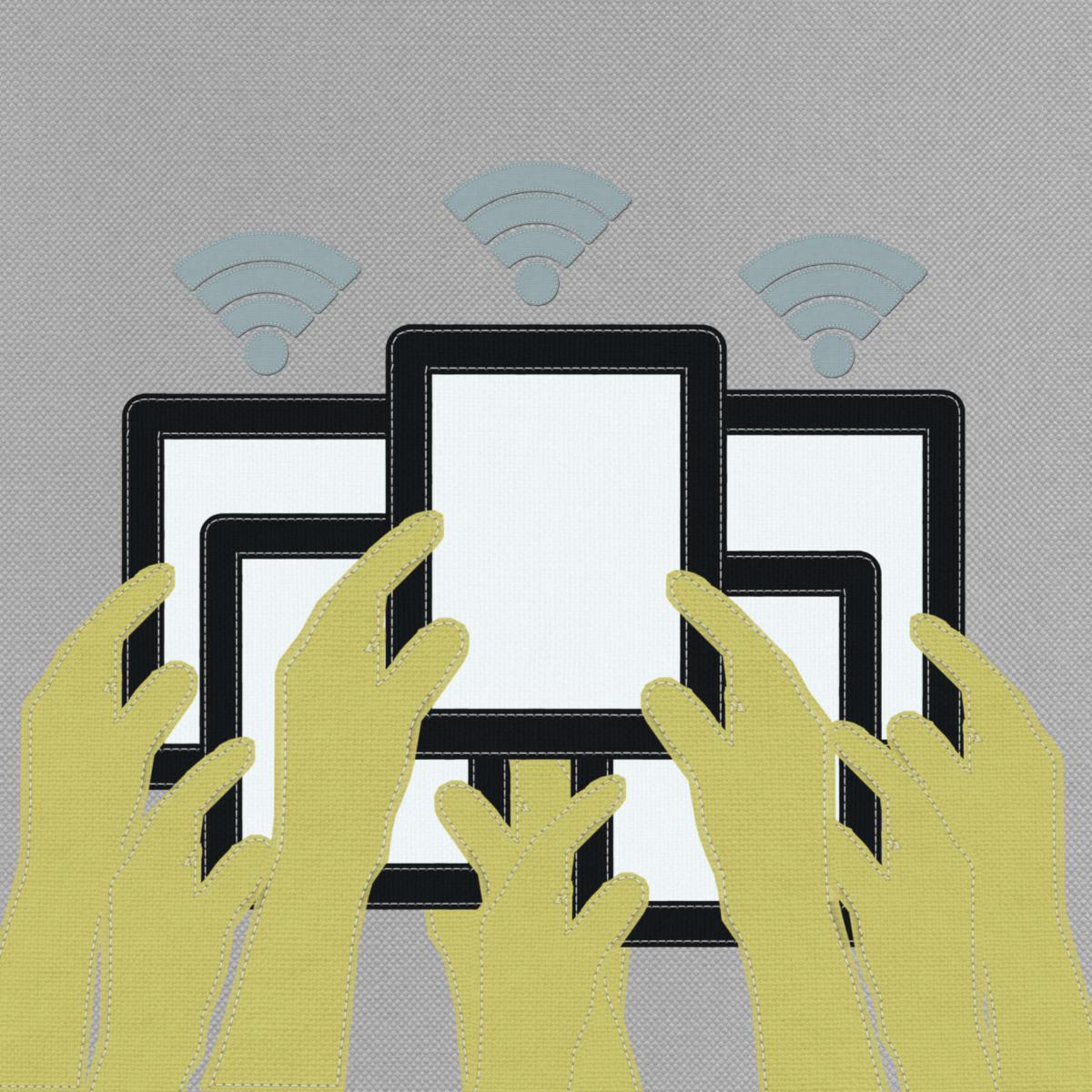 Apple Cisco partnership iPhone iPad BYOD mobility networking