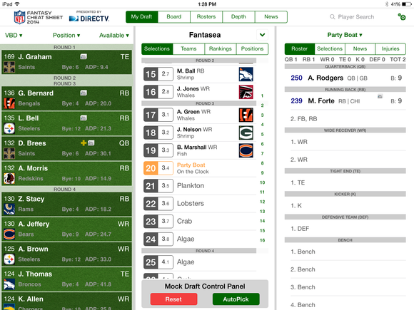 Dominate Your Fantasy Football League With These 6 Apps Macworld