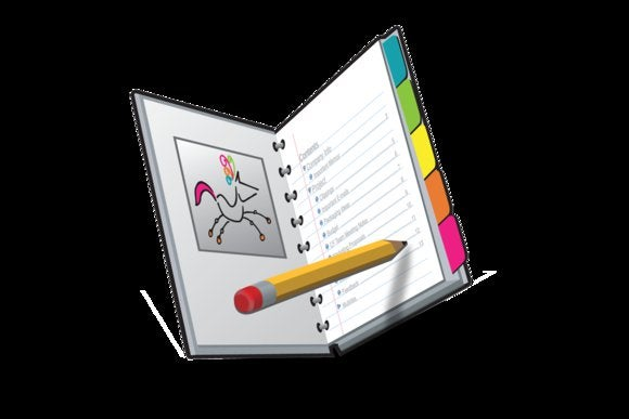Circus Ponies Notebook