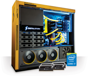 Digital Storm with Intel Haswell-E processor