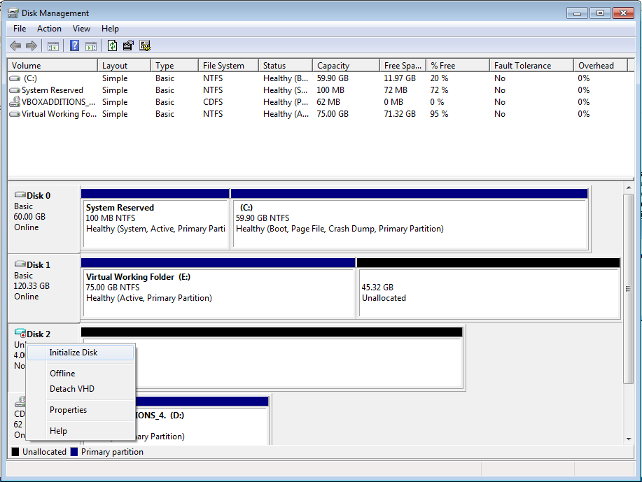 How to use virtual hard drives (VHDs) to back up your data for free