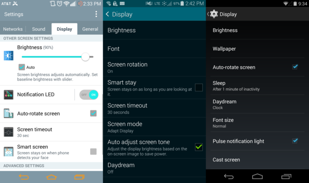How to keep your Android phone's screen on longer | Greenbot