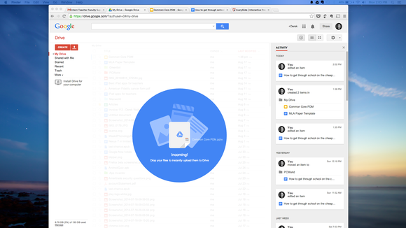 Google takes Drive to school with unlimited cloud storage for