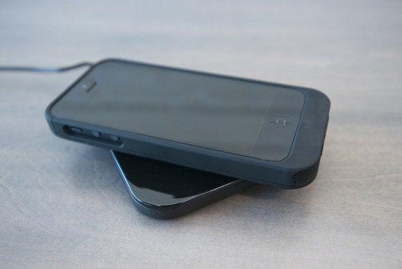 duracell powercase powermat iphone5s