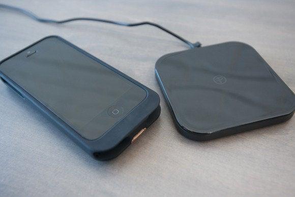 duracell powercase powermat iphone5s apart