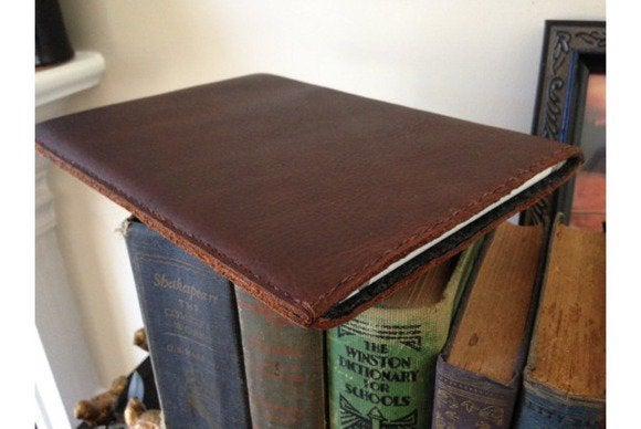 etsy brownleather ipad