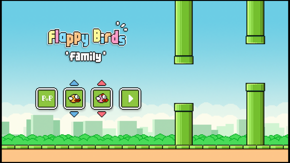 flappy birds family fire tv