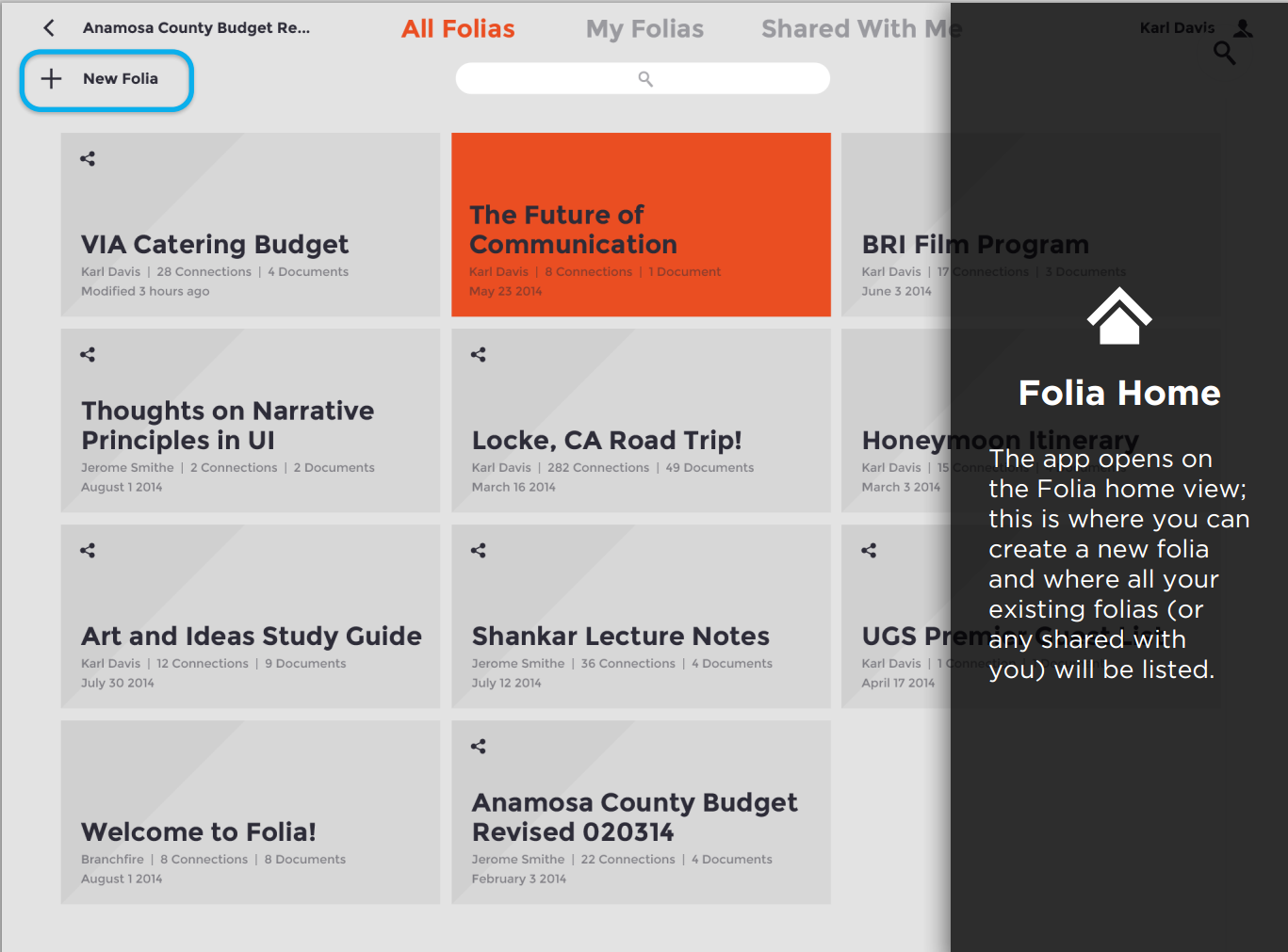 For new word processor Folia, linking documents is the thing | PCWorld