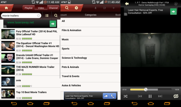 Listen to YouTube right now with these 4 apps | Greenbot