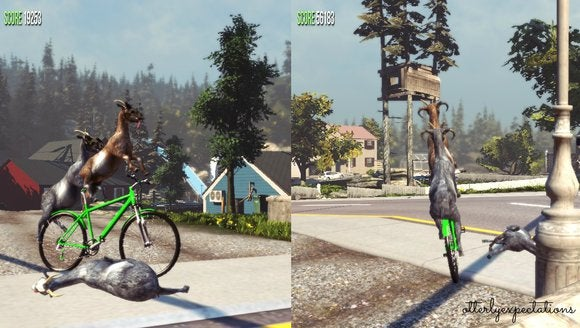 goat simulator otterly expectations steam