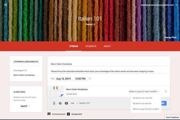 Google Wastes No Time Refining Classroom Its App Platform