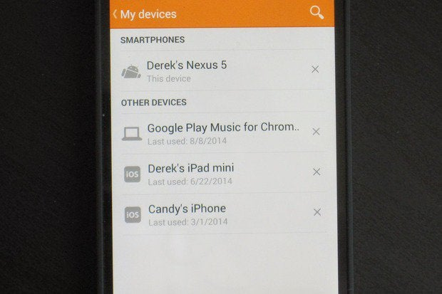 google play music for iphone 4