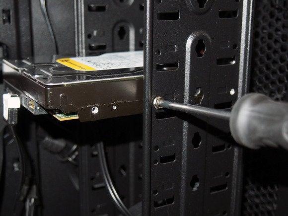 screw bracket for hard disk
