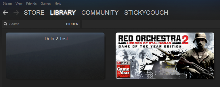 How to hide games in your Steam library | PCWorld
