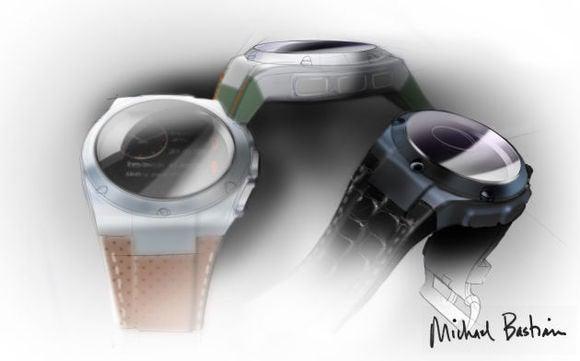 hp smartwatch trio
