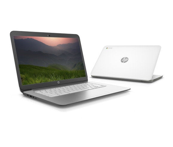 hp chromebook 14 smoke silver sep 2014