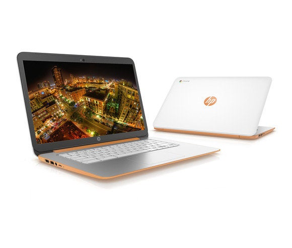hp chromebook 14 sorbet orange sep 2014