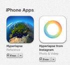 hyperlapse app store