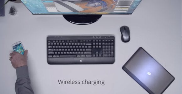 intel wireless charging