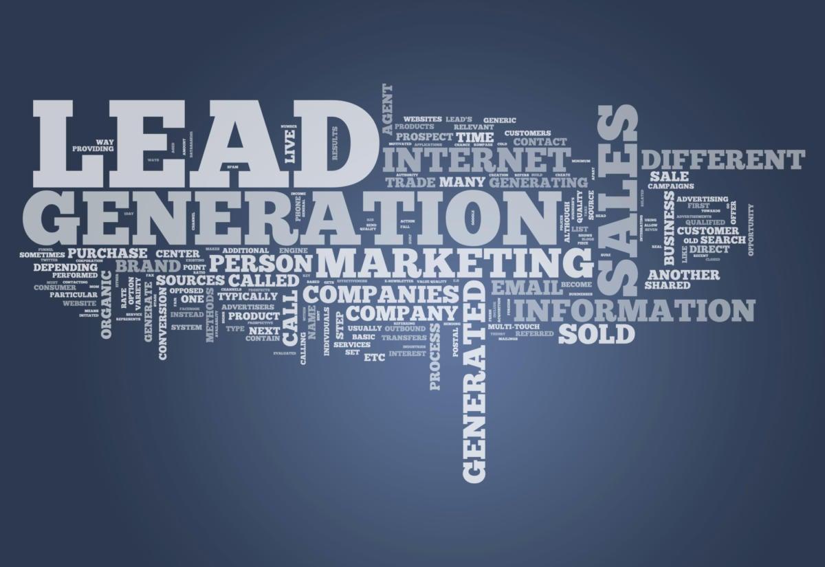 lead gen digital marketing