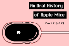 Comic: A history of Apple mice, part two