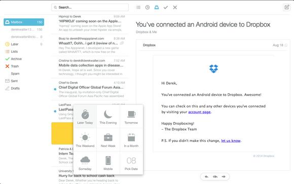 mailbox mac beta
