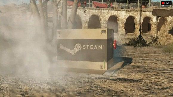 Metal Gear Solid V Steam
