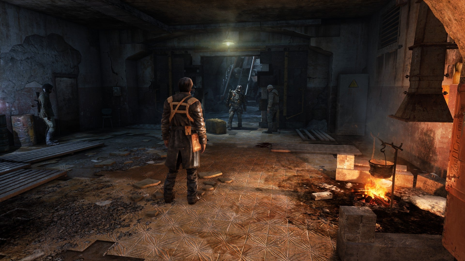 Metro Redux review: The definitive way to play Metro 2033