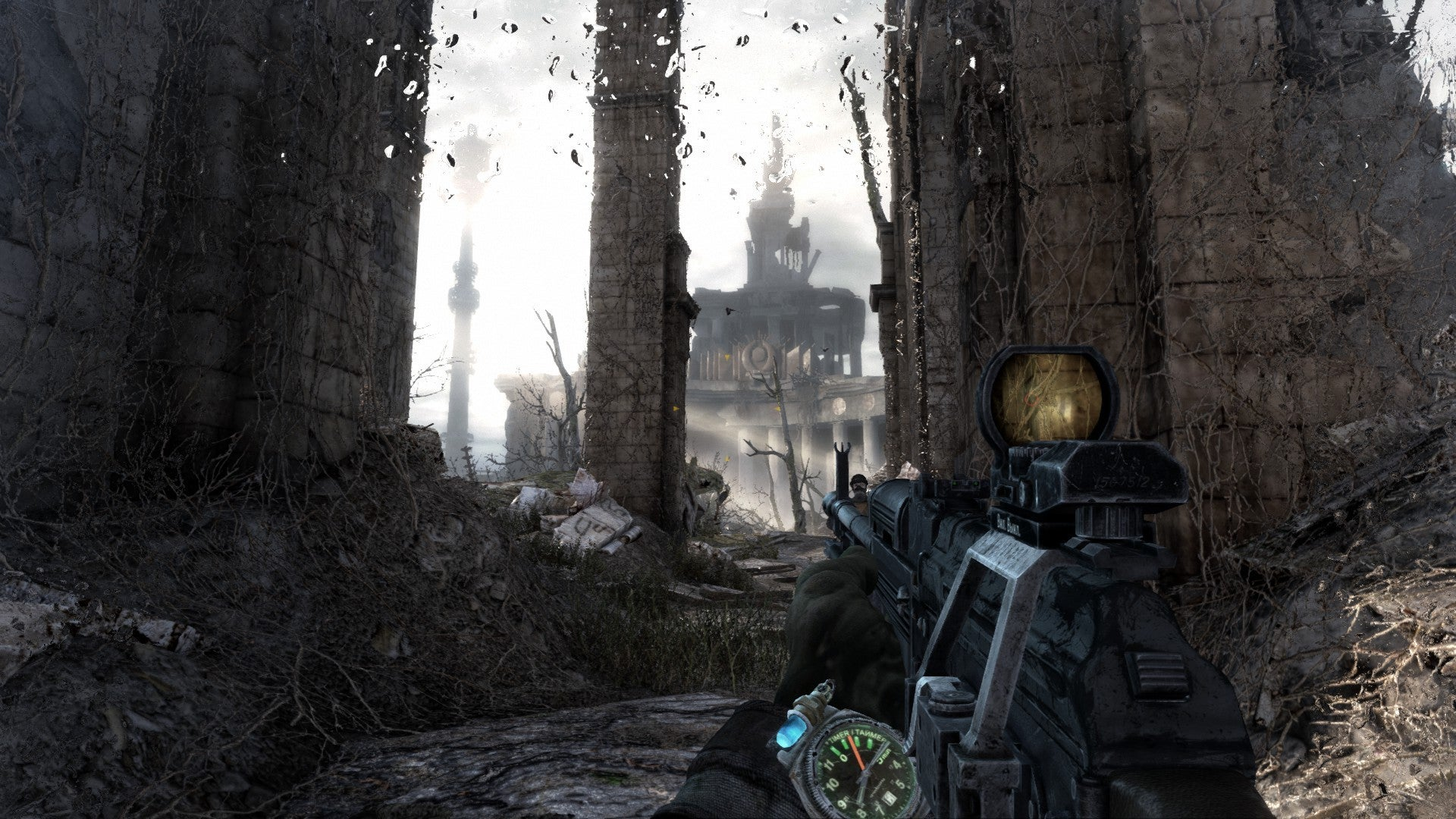 Metro Redux Review The Definitive Way To Play 2033 And