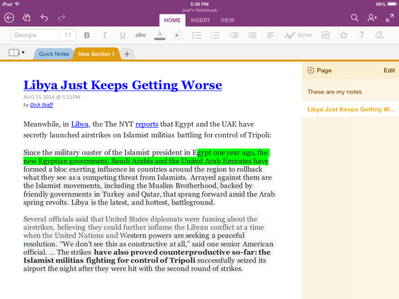 The best apps for taking notes | Macworld