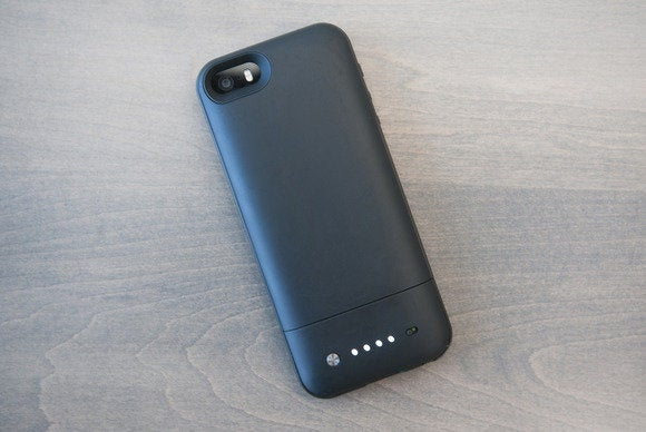 mophie space pack iphone5s back