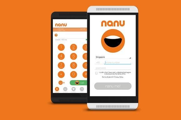 nanu calling app