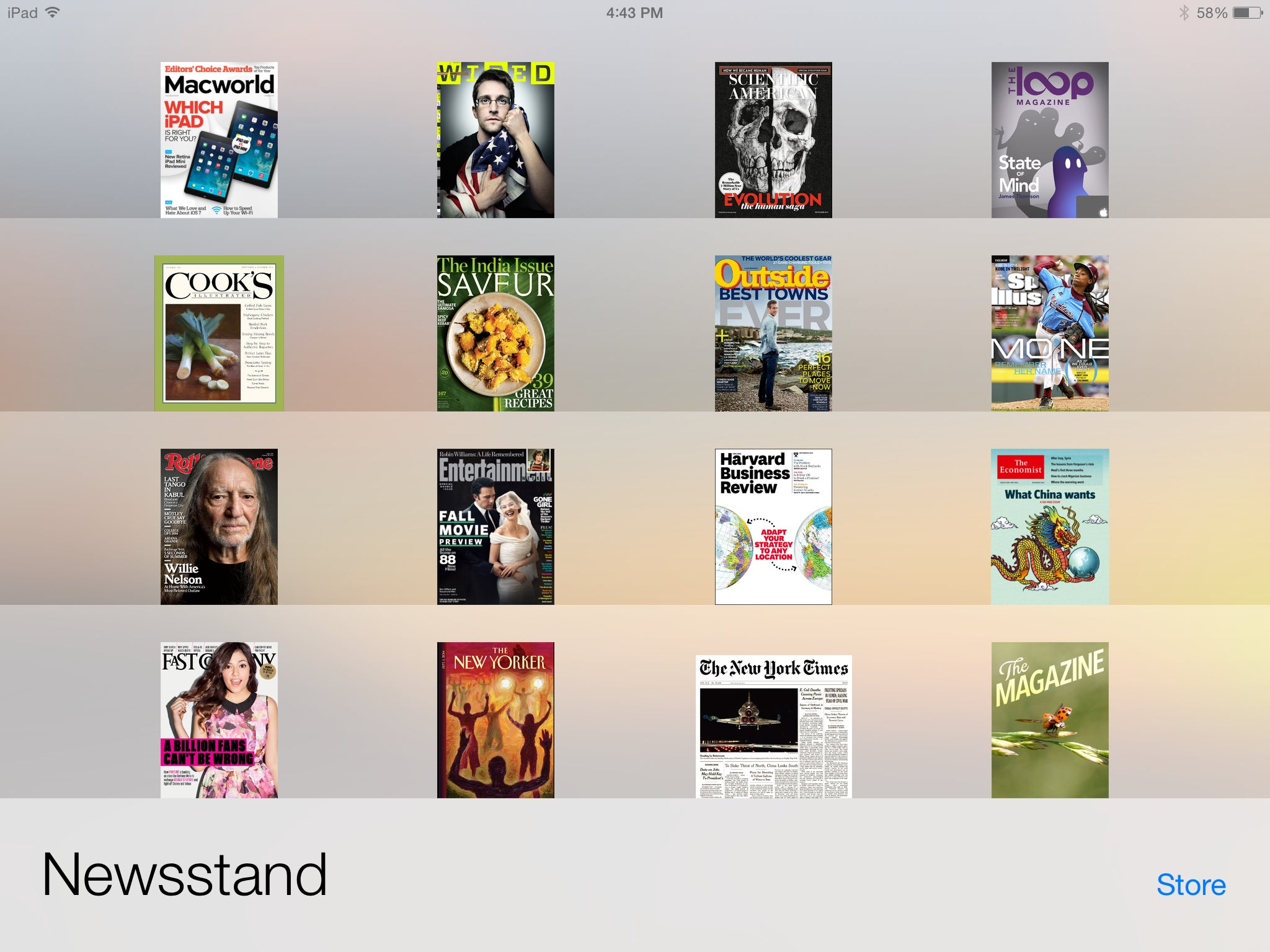 Why I stopped reading magazines with Newsstand | Macworld