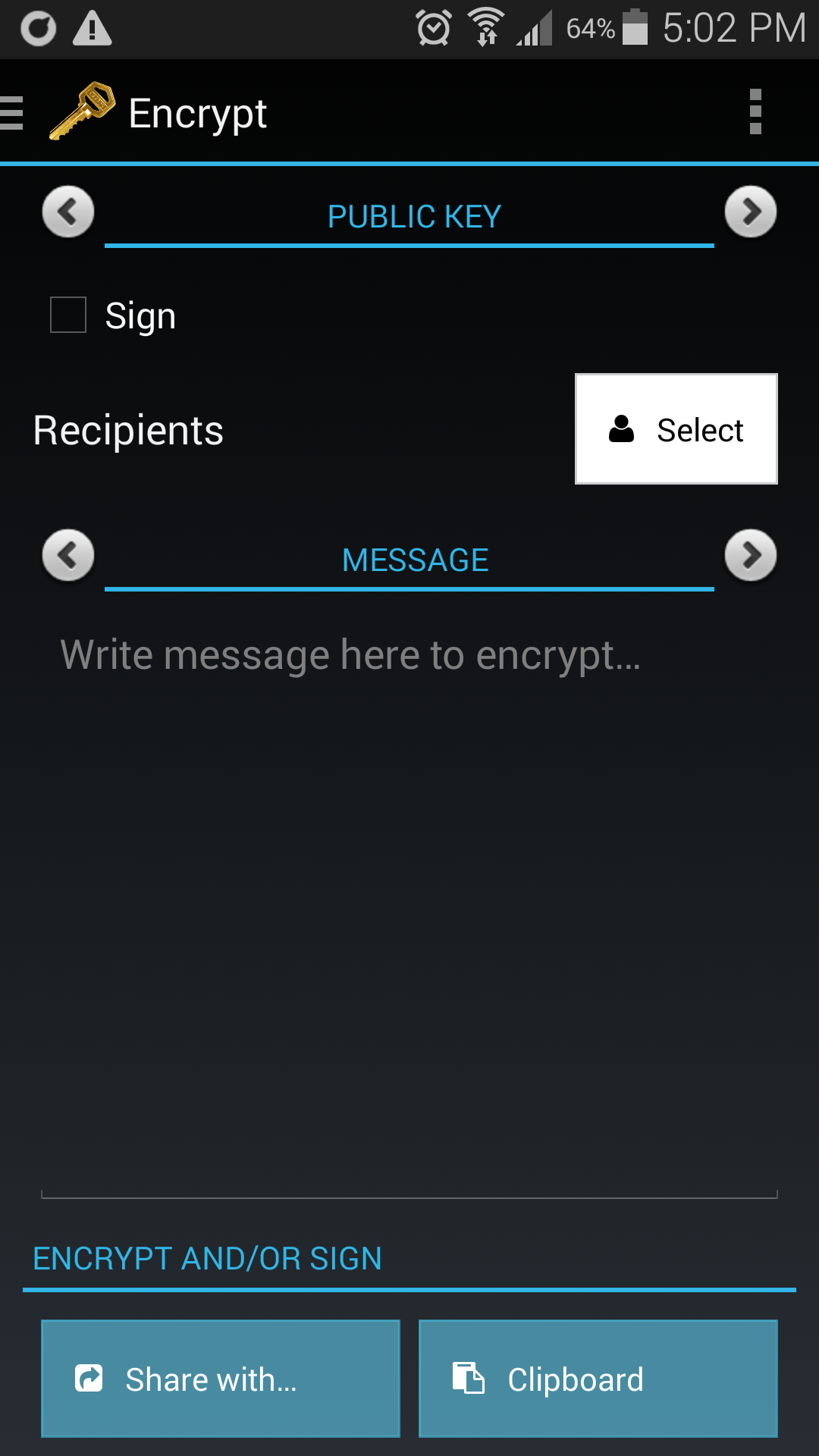 Use OpenPGP to encrypt your email messages and files in the cloud