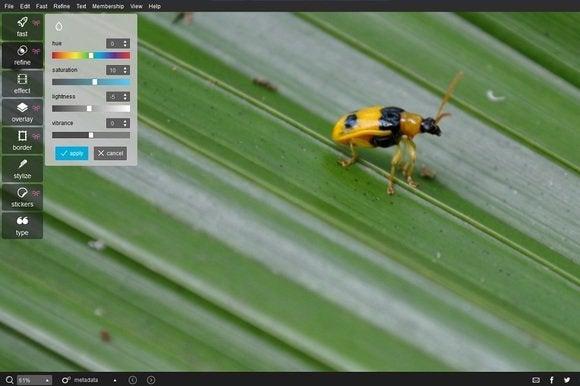 Pixlr's free photo editor goes native on Windows and OS X | PCWorld