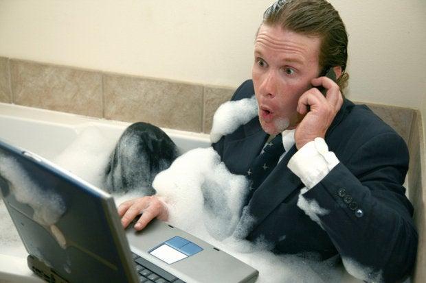 9 hidden risks of telecommuting