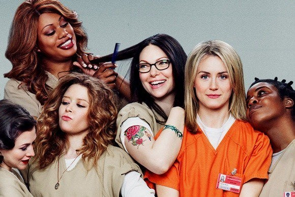 roku netflix orange new black